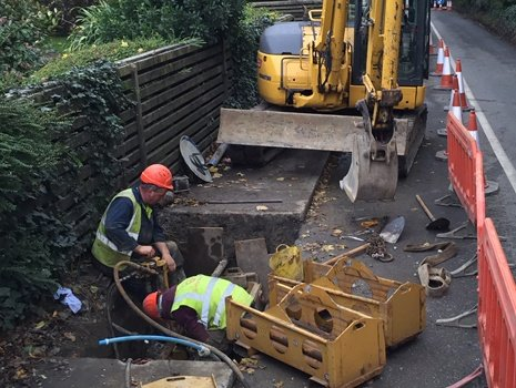 Trenchless Technology Offers Minimal Disruption in the Urban Environment
