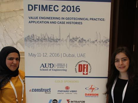 Groundforce Sponsors Two Major Middle East Conferences