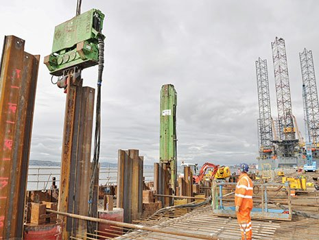 Piletec – The Quay to Successful Piling!