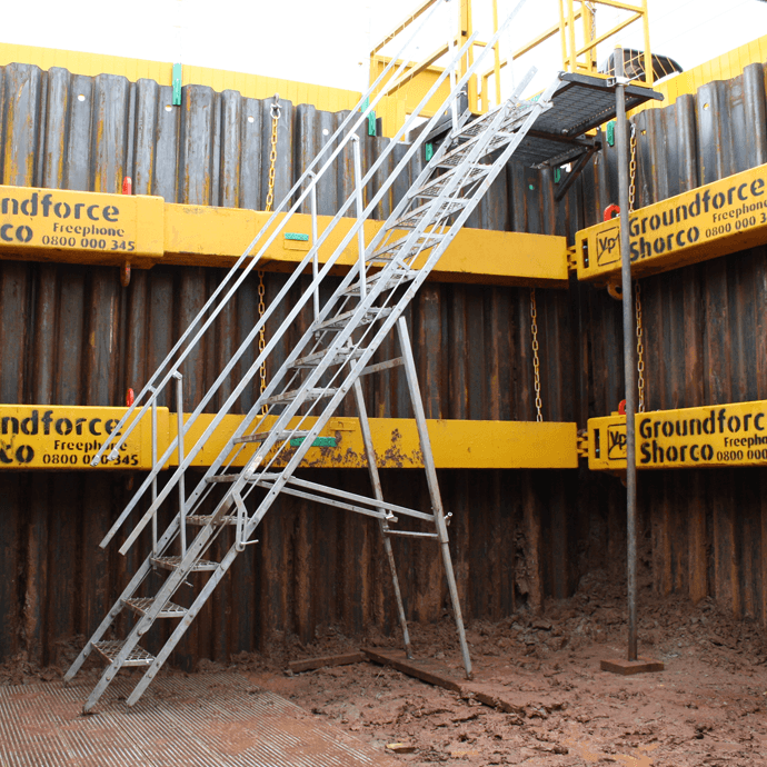 Excavation Safety Groundforce Shorco