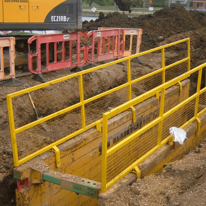 Excavation Safety Groundforce Shorco