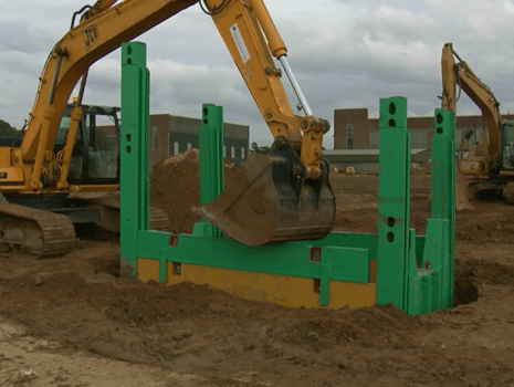 Rolling Strut Double Slide Rail - Toolbox Talks