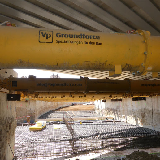Groundforce provides support at level crossing in Molsheim