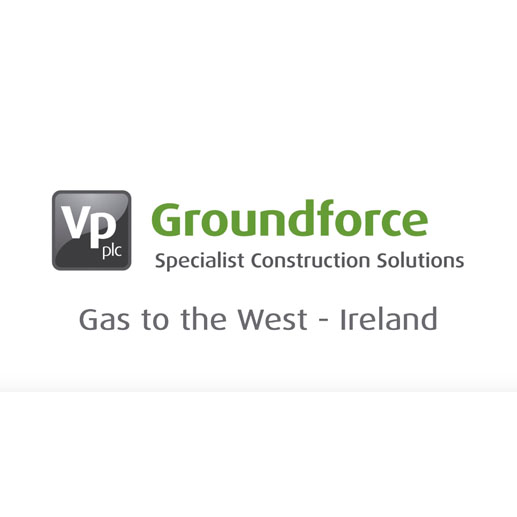 Gas to the West - Groundforce Ireland