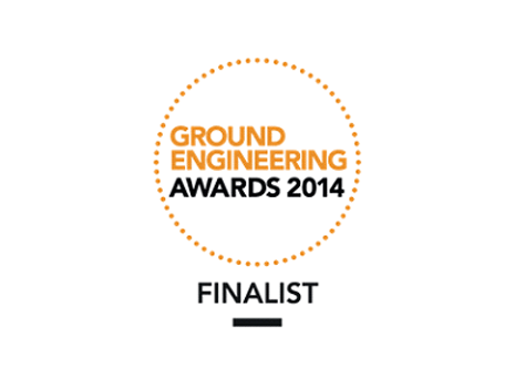 Groundforce shortlisted for Best International Project
