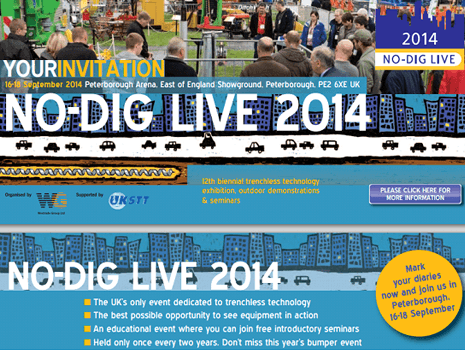U Mole Announce Line-up for No Dig Live 2014
