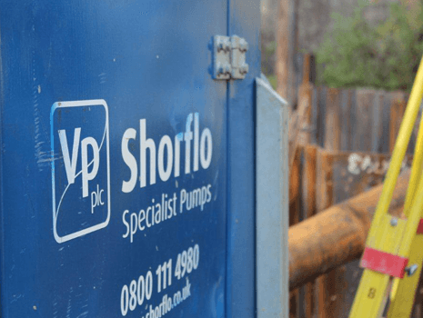 Shorflo Triumphs at Watford Dewatering