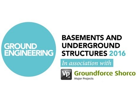 Groundforce headline GE Basements and Underground Structures Conference