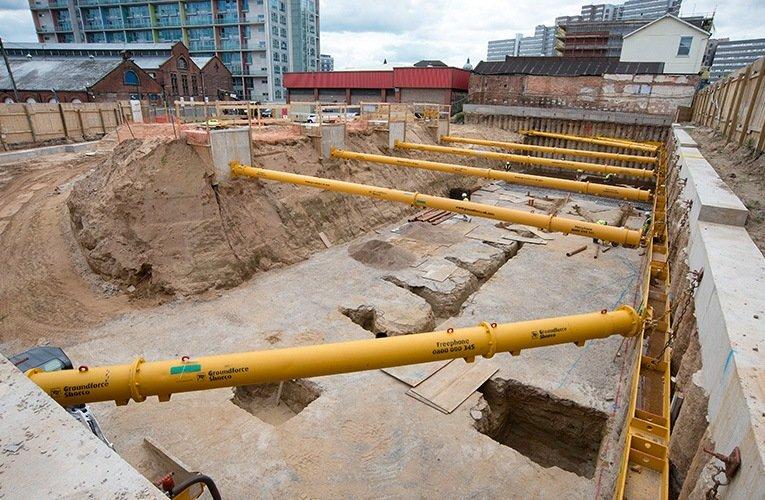 St marks street news groundforce for Cjm builders