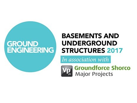 Groundforce Shorco Major Projects supporting the Basement and Underground Structures Conference