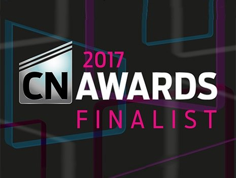 Groundforce shortlisted for the Construction News Awards 2017