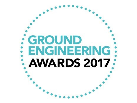 Groundforce shortlisted for the Ground Engineering 2017