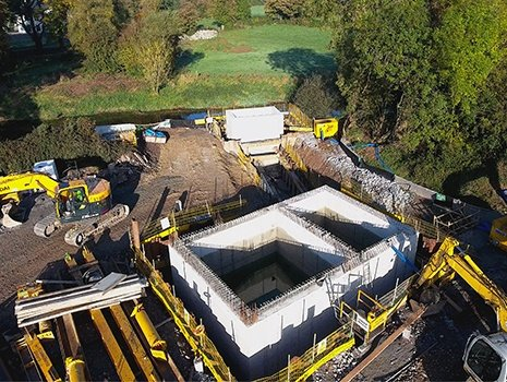 Groundforce & MEIC deliver secure solution to sensitive water scheme