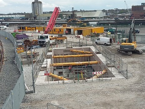 Groundforce Play Supporting Role in Kent Station Upgrade