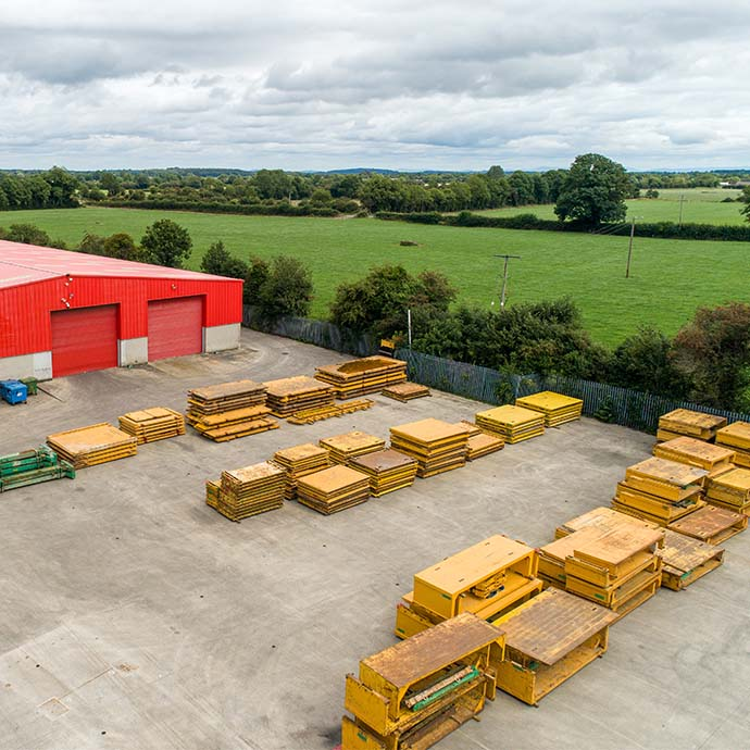 Groundforce invests in new premises in Co. Laois