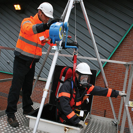 City & Guilds Medium Risk Confined Space