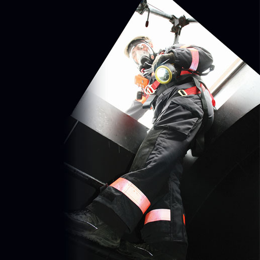 City & Guilds 6150-03 High Risk Confined Space Training