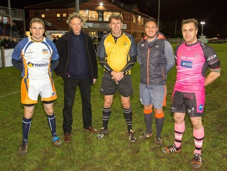 EDF Hinkley Point Charity Rugby Match
