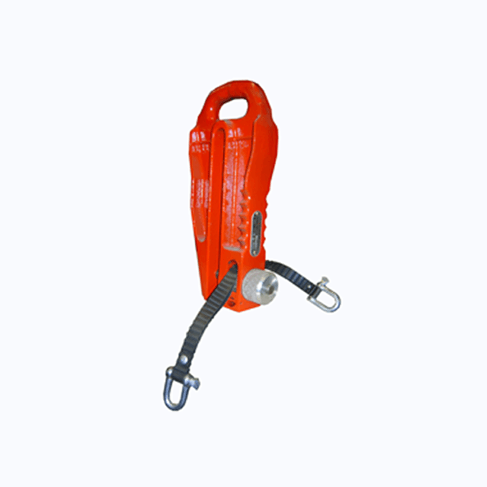 Ratchet Release Shackle