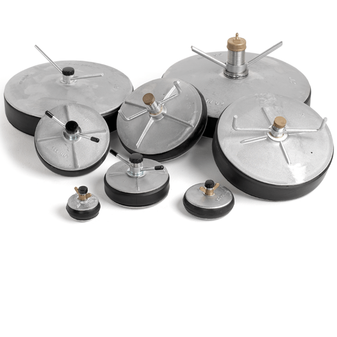 Aluminium/Pressed Steel Drain Plugs