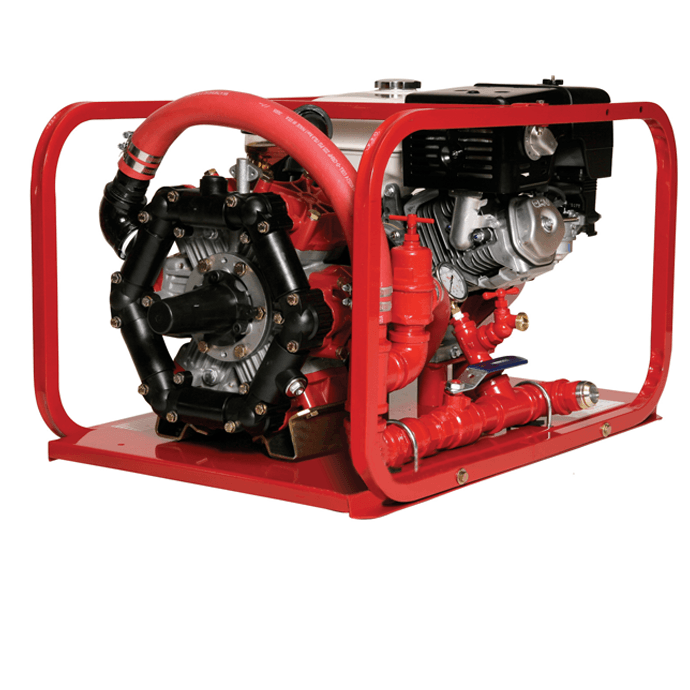 Fill and Test Pumps