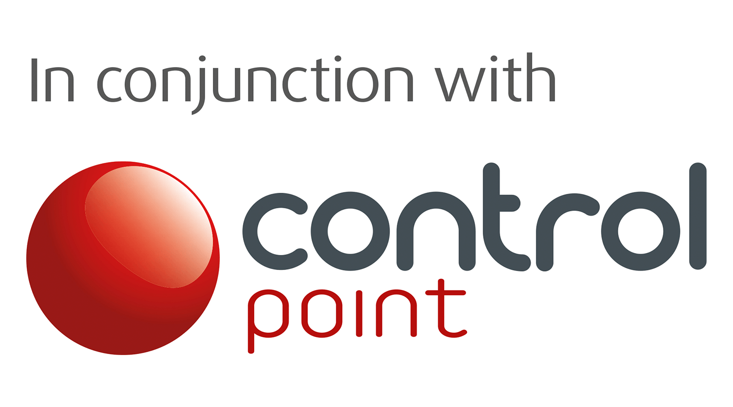 In Conjunction with Control Point