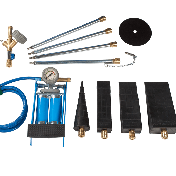 Leak Sealing Lance Set