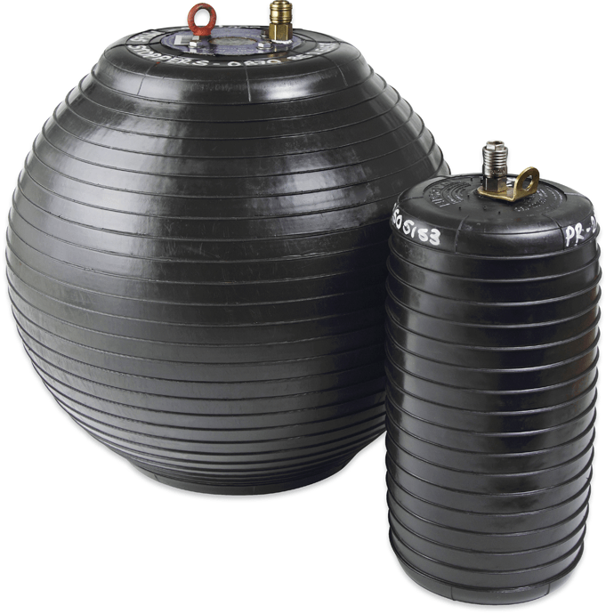 Pronal Cylindrical Stoppers