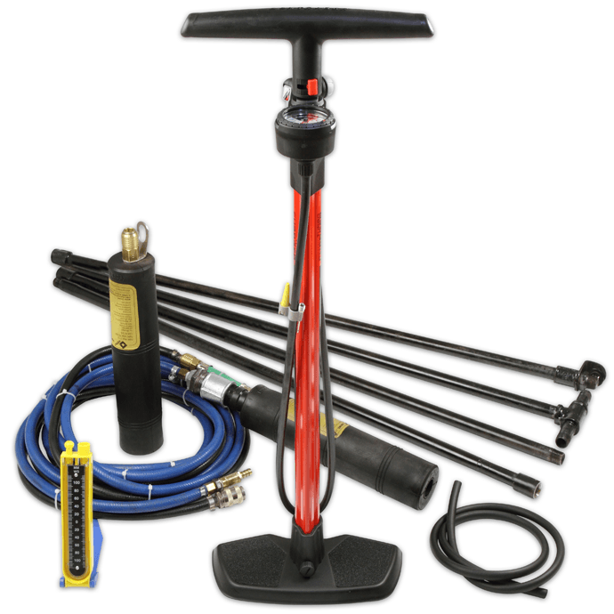 RAK (Remote Air Testing Kit)