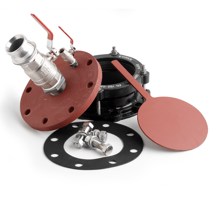 Test Flanges and Adaptors