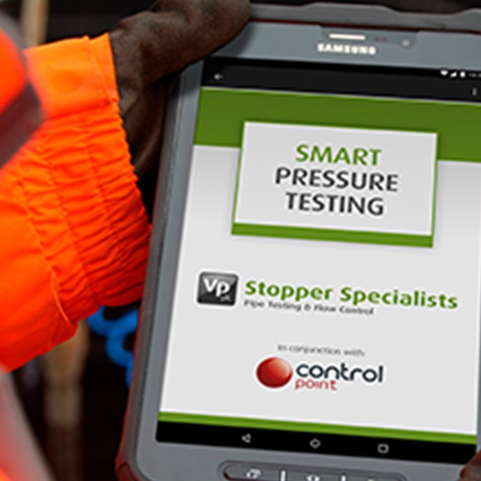 Smart Pressure Testing Equipment from Stopper Specialists