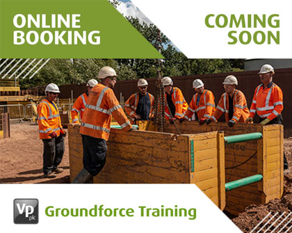 Construction Training Courses | Groundforce Training Services