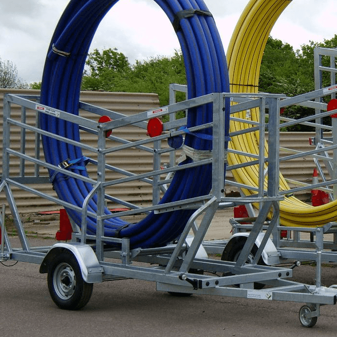 90mm V Series Trailer