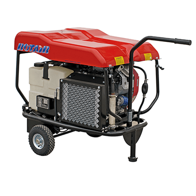 Rotair Portable Compressor