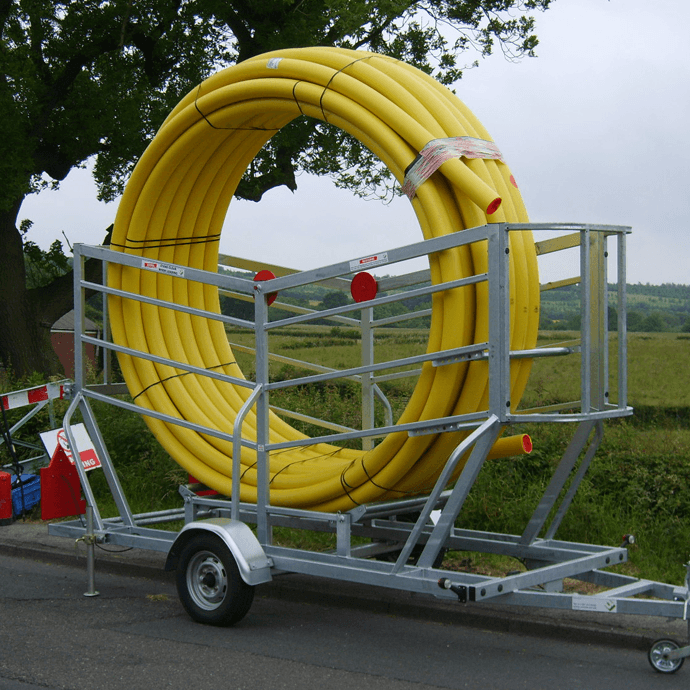 125mm V Series Trailer
